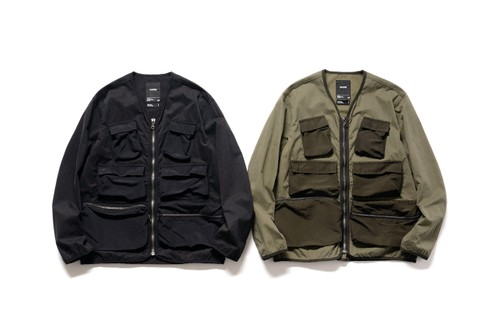 HAVEN's First SS19 Delivery Highlights Militaristic Essentials