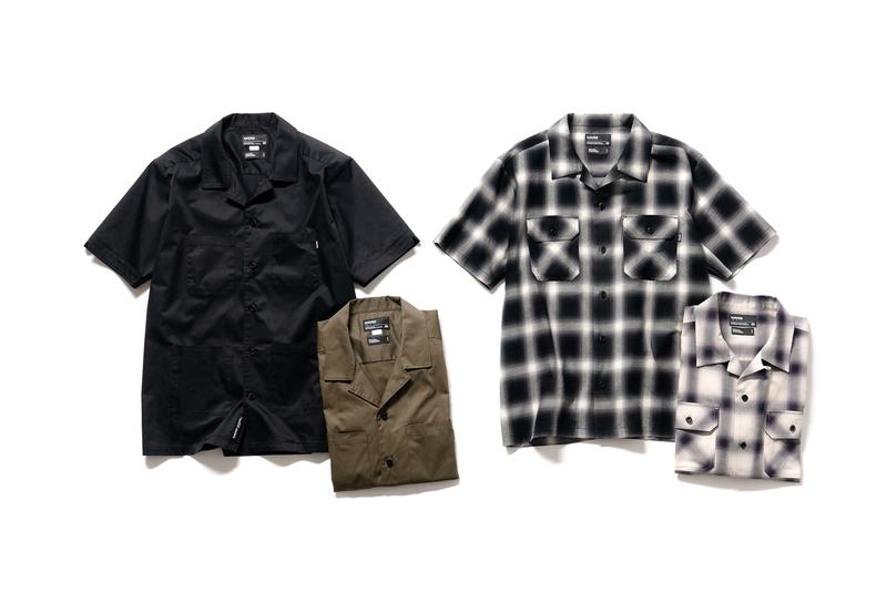 Haven SS19 Drop 1: Black, Olive, GORE-TEX Clarks military jacket shirt shorts canada drop release date info april 27 2019 in house