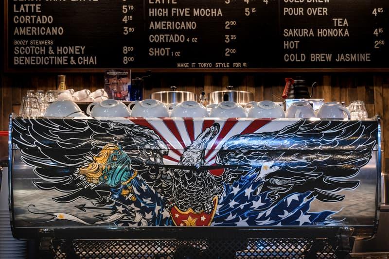 Inside Chicago's Sawada Coffee Shop NYC Store Au Cheval Hiroshi Japan