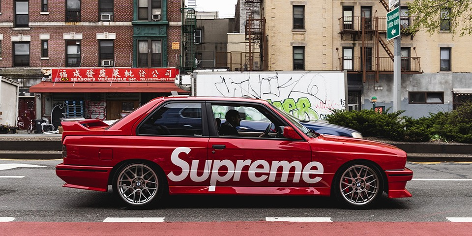 Supreme Bmw M3 E30 Hot Wheels And Full Size Model Hypebeast