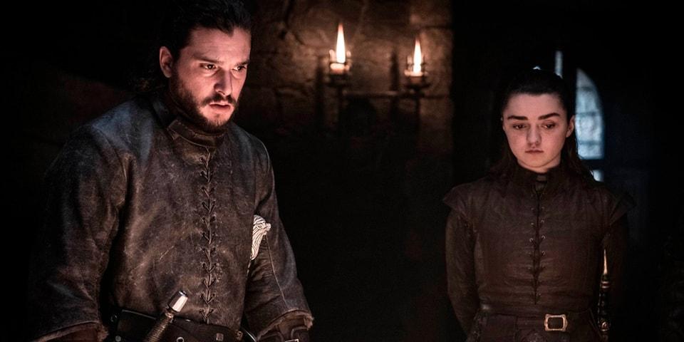 QnA VBage HBO Offers a Sneak Peek at 'Game of Thrones' Season 8 Episode 3