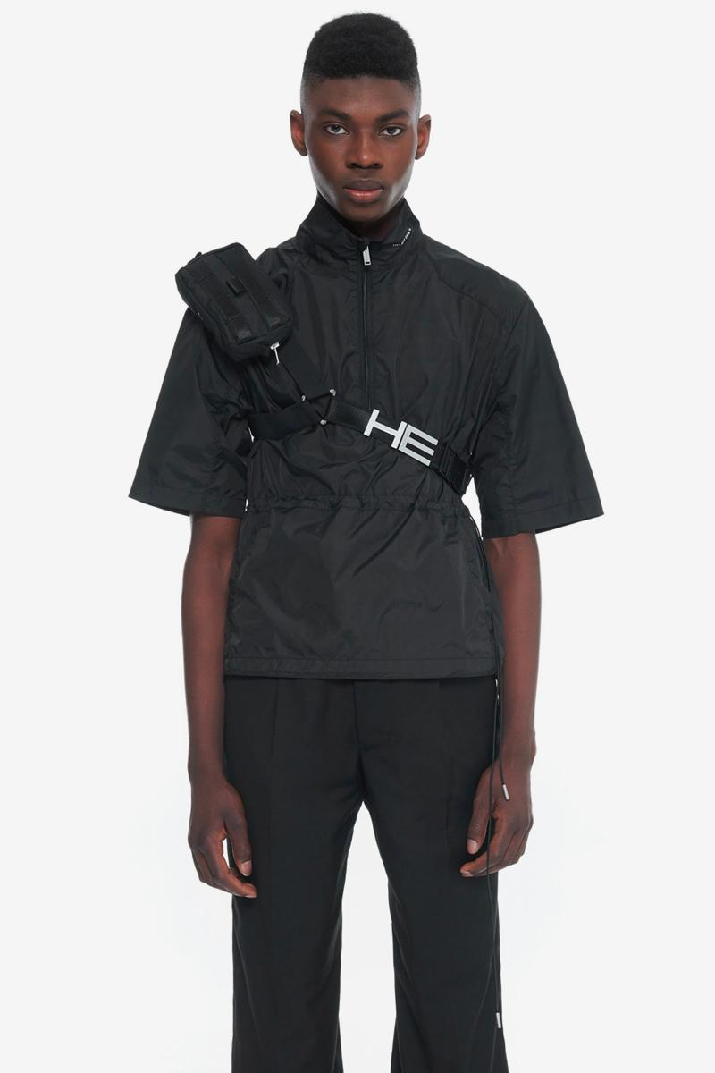 HELIOT EMIL Spring Summer 2019 Collection Release Info drop date pricing web store techwear industrial functionalism retrofuture