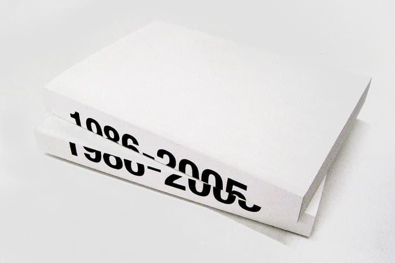 "Helmut Lang Archive Book 1986-2005 Info Information Release Details printings.jp Photo Album Biography Raf Simons' ""1996-2001 / 2001-2006"" Marina Yee's ""micro book"" Ronald Stoops' ""work ronald friends"" designer Austrian born Dover Street Market Ginza T-Site Daikanyama Laila Tokio"