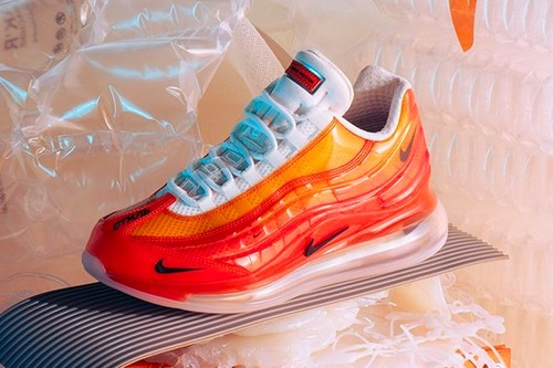 Take a Closer Look at Heron Preston's Nike By You Air Max 720/95 Collection