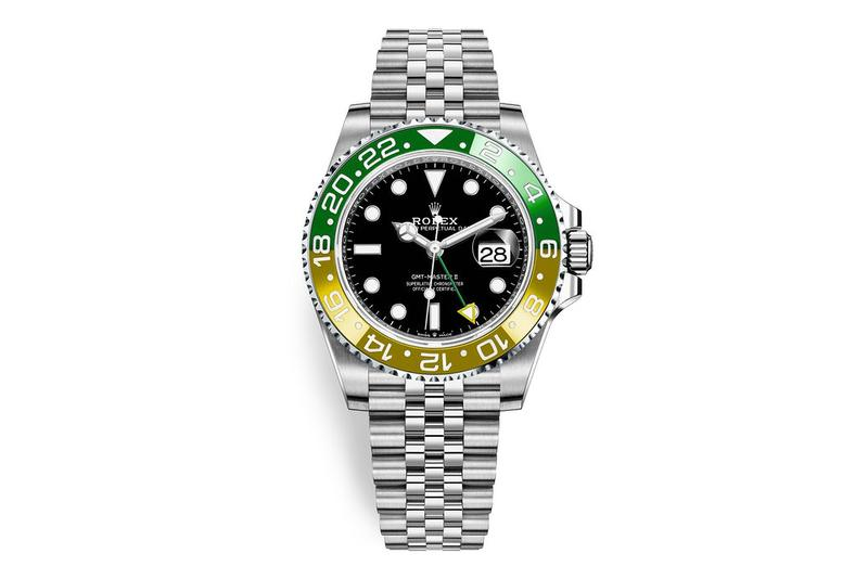 """HODINKEE Imagines What a Rolex GMT-Master II """"Sprite"""" Could Look Like"""