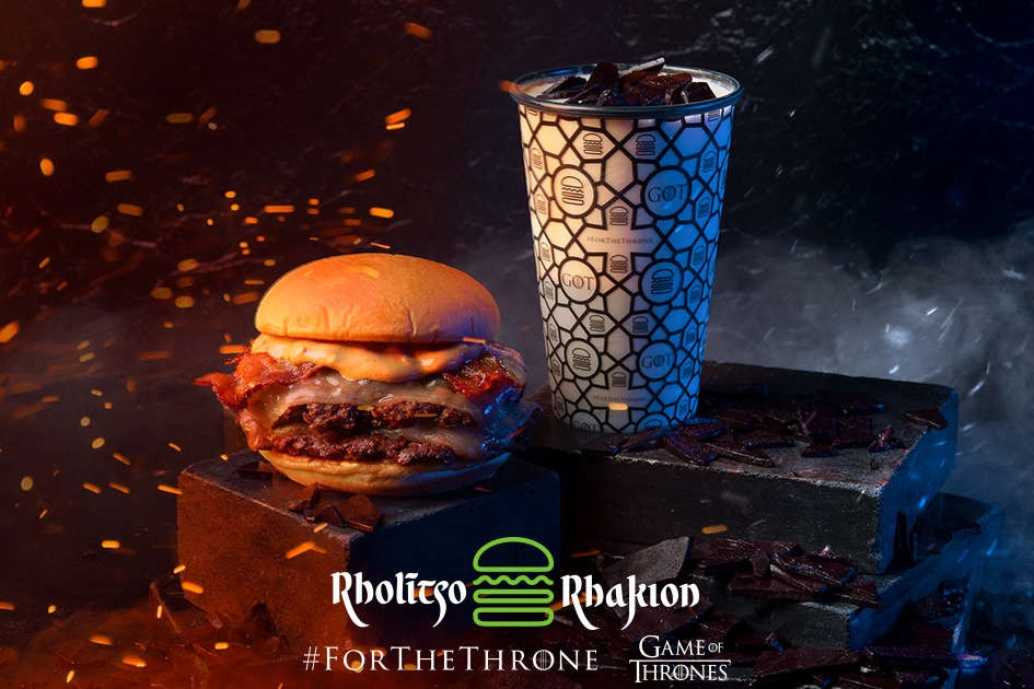 Learn How to Order Shake Shack's New Secret 'Game of Thrones' Items