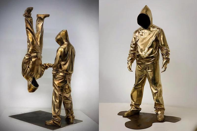 Rising Chinese Artist Huang Yulong Launches Limited Bronze Sculptures