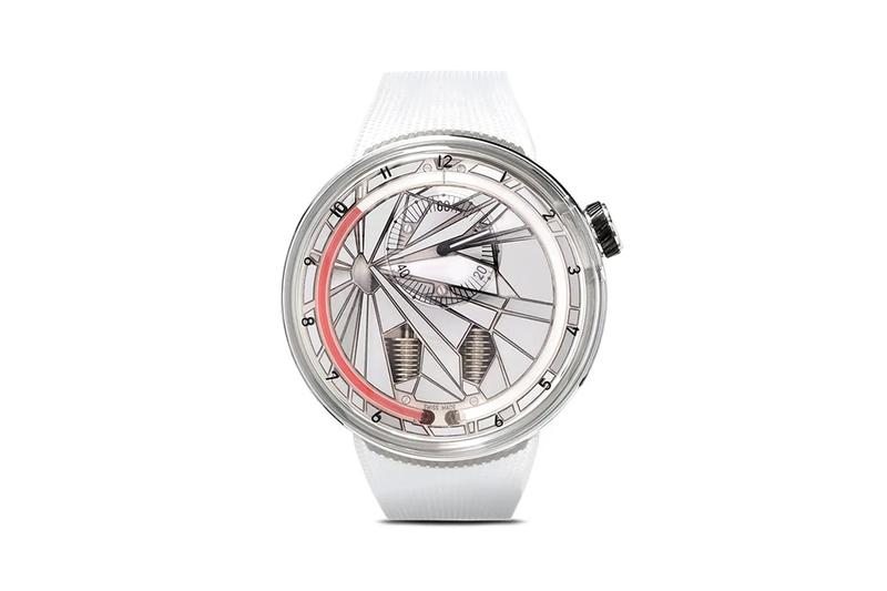 """HYT Showcases Fluidic Time Display in $54000 USD H0 """"Time is Precious"""" Watch"""