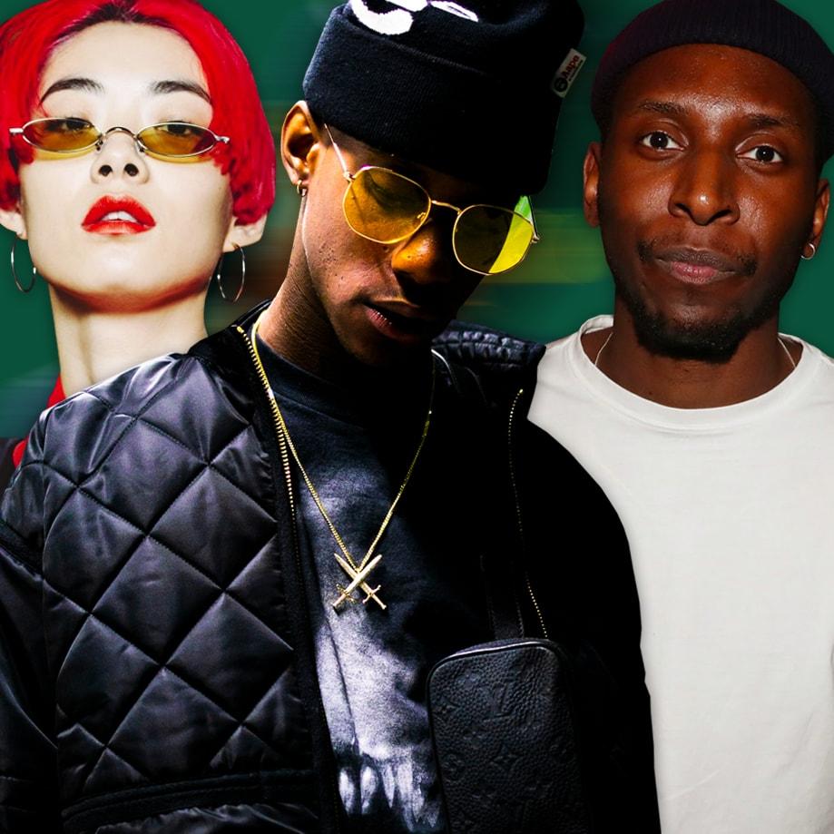 Best New UK Music Acts Octavian Samm Henshaw Rina Sawayama Dreamville Diplo A$AP Ferg Drake Mo Bamba Take A Daytrip NY