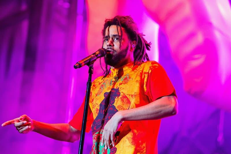 J Cole Dreamville Festival