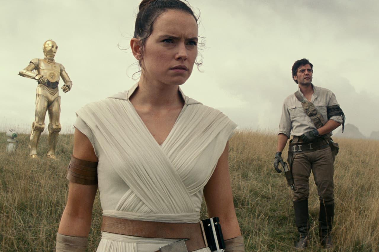 J.J. Abrams Teases More of Rey's Origins in 'Star Wars: The Rise of Skywalker'