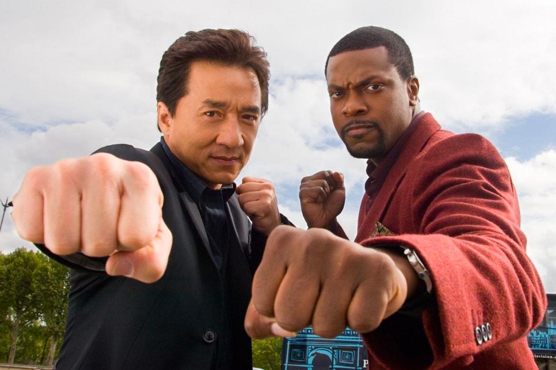 Jackie Chan And Chris Tucker Hint 'Rush Hour 4' | HYPEBEAST