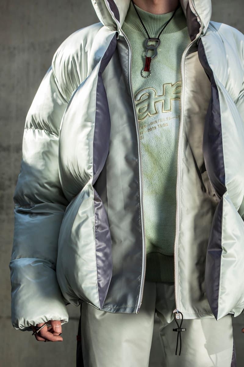 Jan Cerny Fall/Winter 2019 Collection Lookbook fw19 prague czech republic
