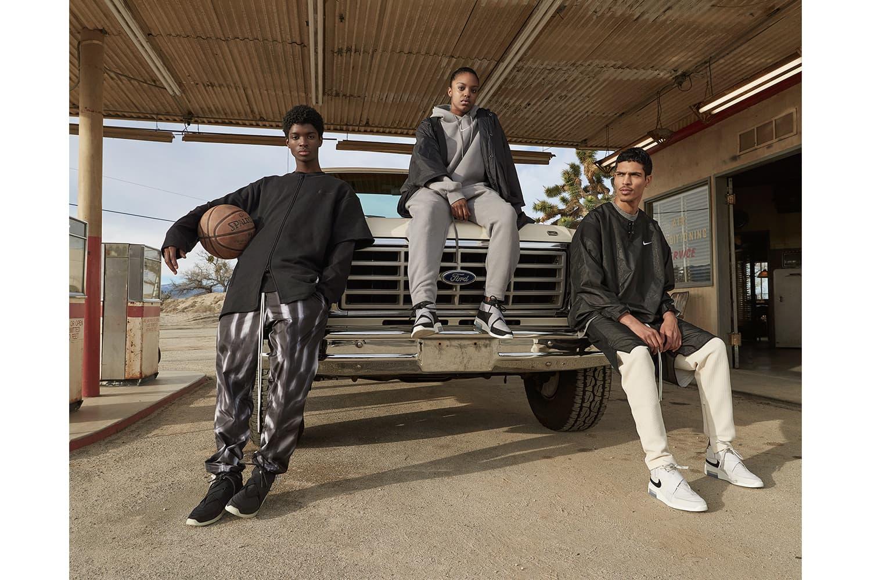 Jerry Lorenzo Fear of God Nike Second Collection moc Air Raid FOG Basketball