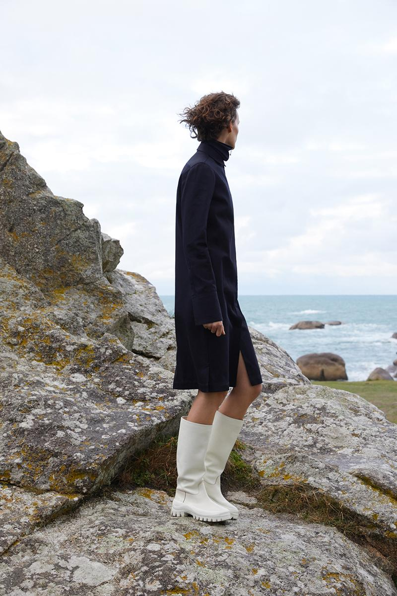 Jil Sander + Fall/Winter 2019 2020 Diffusion Line Outdoors Inspired Hiking Luxury Luke Meier Lucie Release Details First Look Collection News