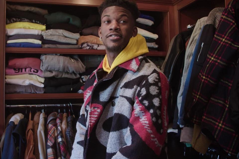 Jimmy Butler Shows Off His Wardrobe Postseason Fits Hypebeast