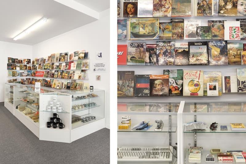 JJJJound Opens Ebay Resale Store Vintage Office Supplies Artbooks Stapler Tape Justin Saunders