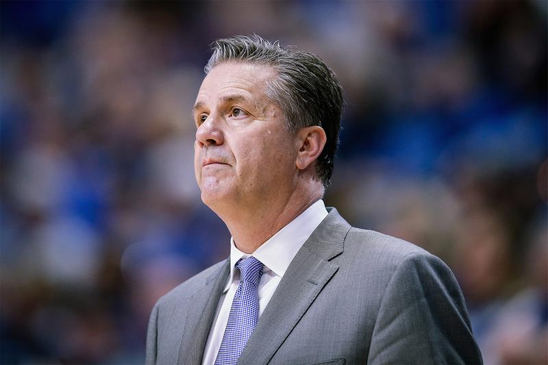 John Calipari Signs New Kentucky Wildcat Contract basketball ncaa college