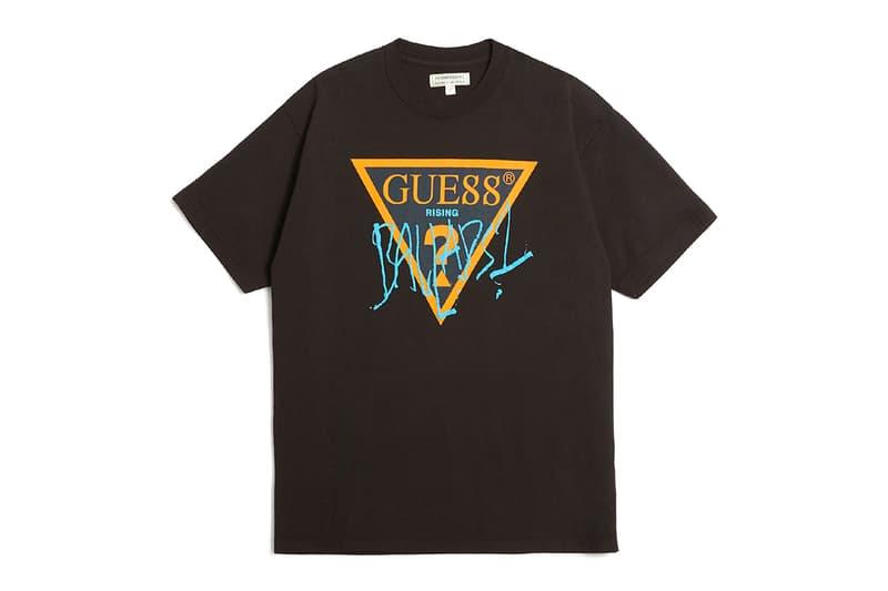 Joji Gue88 Ballads Capsule Release Info Guess 88rising