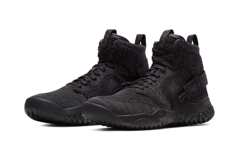 Jordan Apex React Triple Black Release Info basketball sneakers shoes