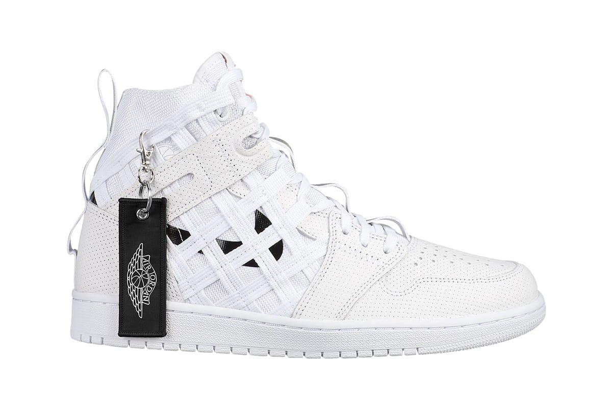 jordan aj1 white