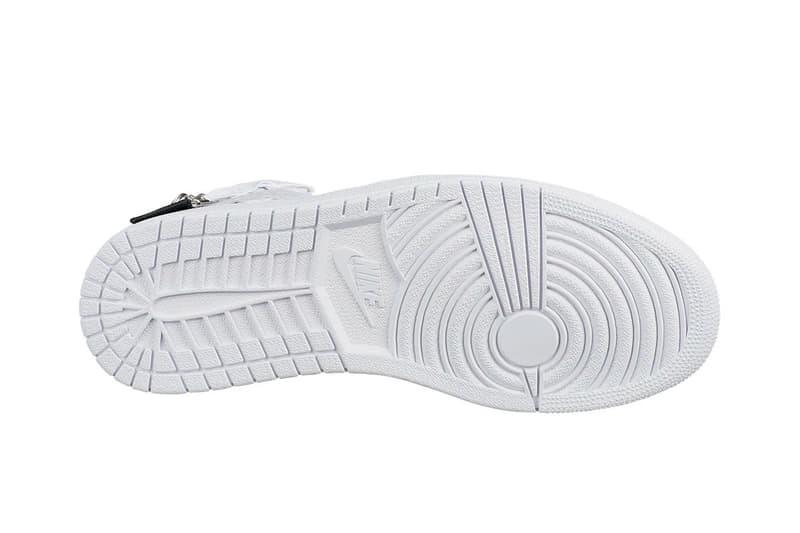 Jumpman Drops an All New Air Jordan 1 Cargo brand michael shoes sneakers basketball