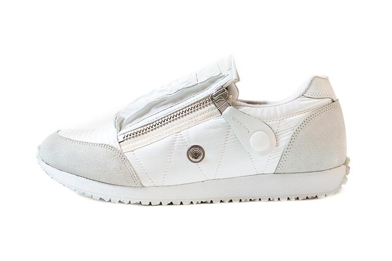 KAPITAL's Latest Sneaker Is Part MA-1 Jacket