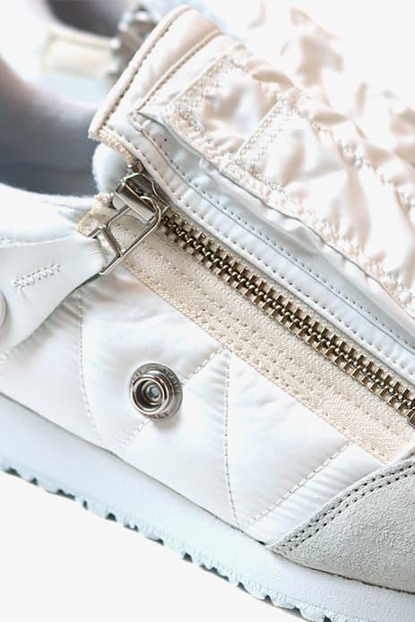 Kapital MA-1 White Sneaker Release Footwear japan sneakers kicks army military jackets vintage German trainer workware classic running shoe