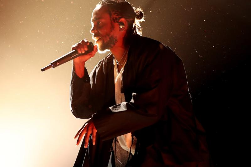 Kendrick Lamar Signs Publishing Deal BMI damn good kid maad city section 80 kung fu kenny k dot to pimp a butterly