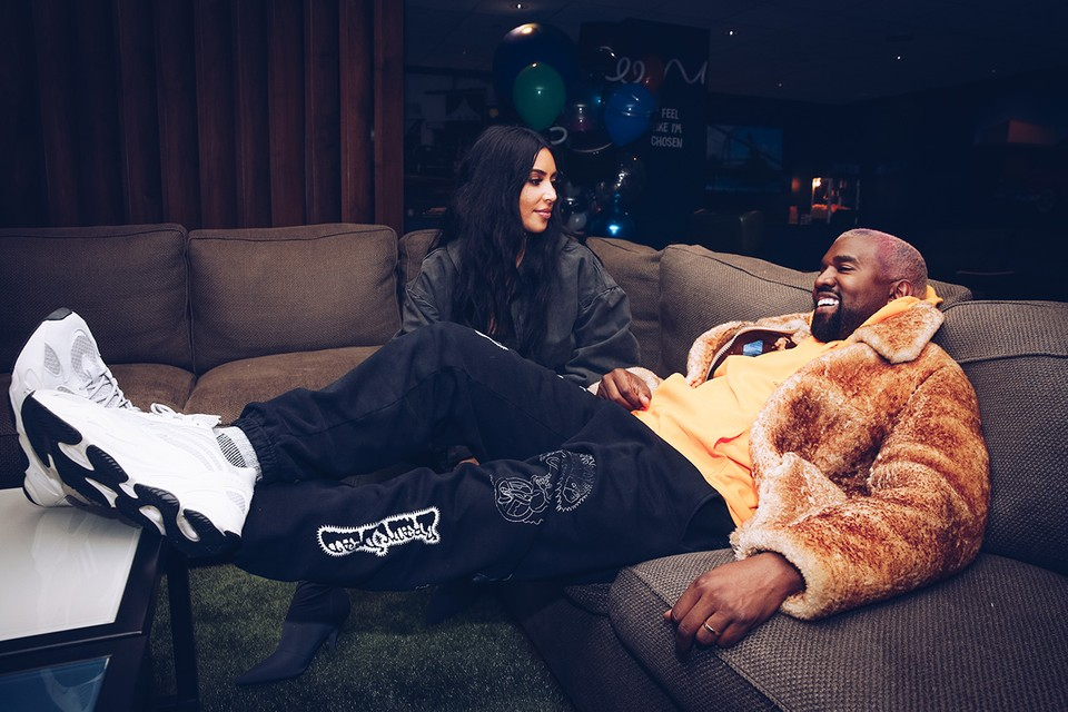 """ea3b1fde9a7 Kim Kardashian West Answers """"73 Questions"""" With a Cameo from Kanye"""