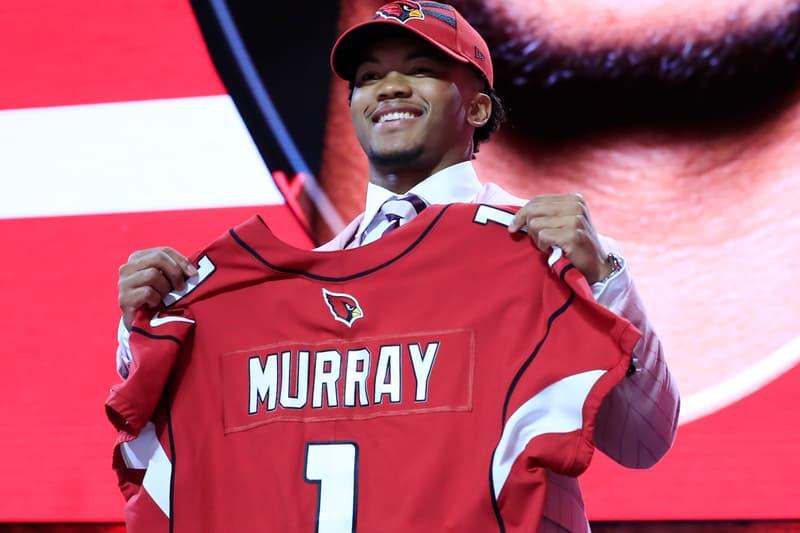 Kyler Murray NFL MLB No.1 Draft Pick Record Oakland A's Arizona Cardinals