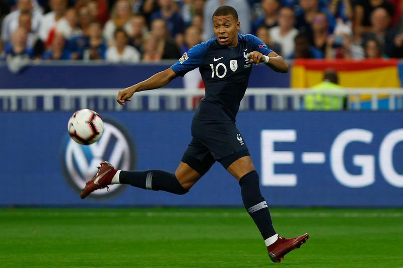 new style 5ebf4 3dd49 Kylian Mbappé 2018 World Cup Jersey up for Auction | HYPEBEAST