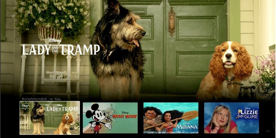 Lady and The Tramp Is Getting a Live-Action Remake disney Tessa Thompson Justin Theroux Janelle Monae