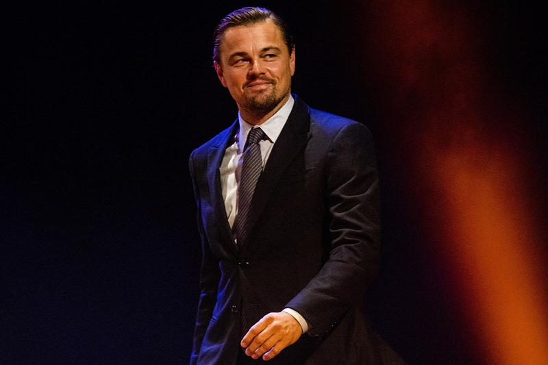 Leonardo DiCaprio Nightmare Alley Rumors Guillermo del Toro the shape of water