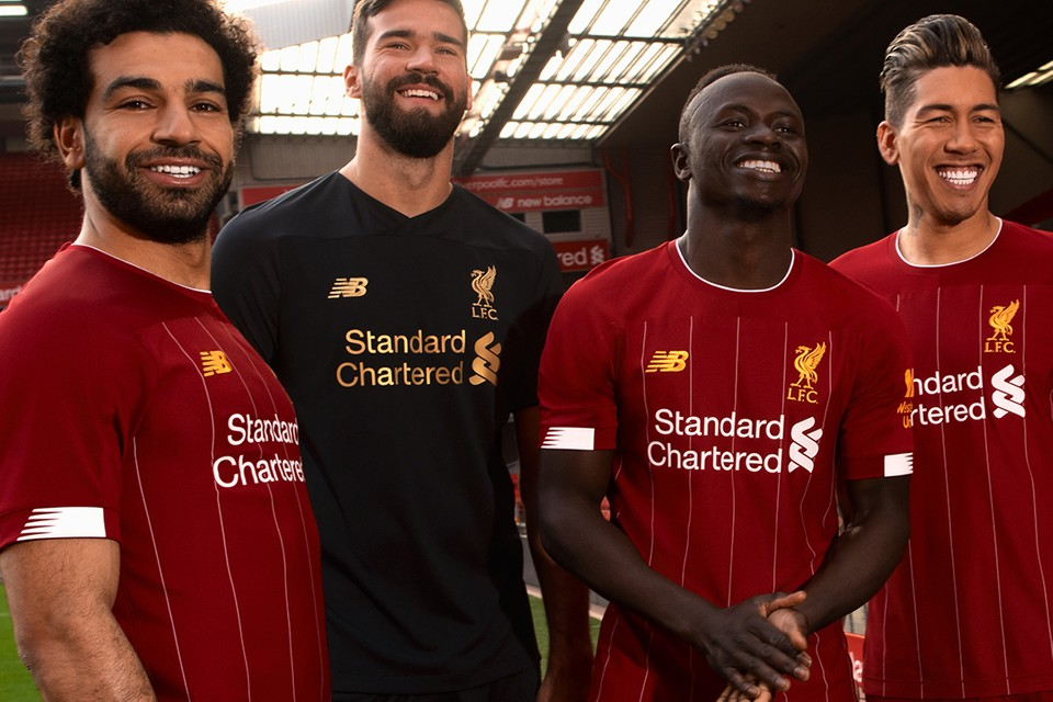 3802701cb34 Liverpool FC 2019/20 Home Kit Officially Revealed | HYPEBEAST