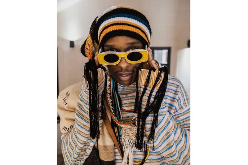 ASAP Rocky LOEWE's Paula's Ibiza 2019 Teaser jonathan Anderson jw anderson