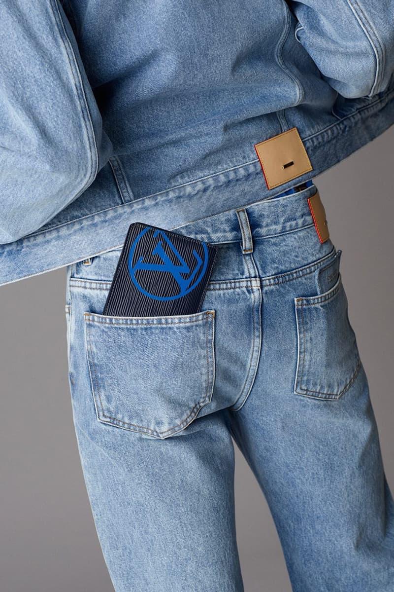 Louis Vuitton Epi Initials & Epi Patchwork Graphite SS19 leather accessories bags bumbags virgil abloh