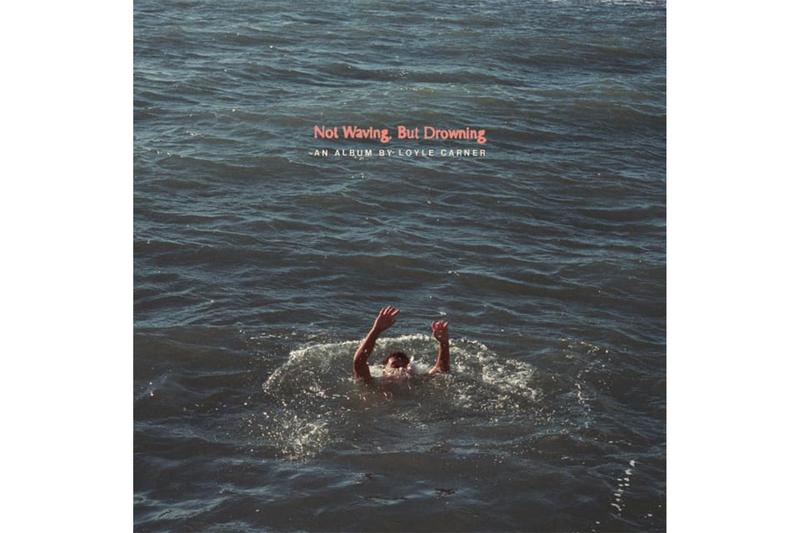 Loyle Carner is Unarmed in Newest Album 'Not Waving, But Drowning'
