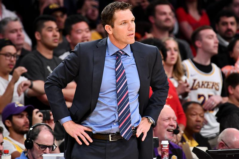 Luke Walton Becomes Sacramento Kings Head Coach NBA basketball Los Angeles Lakers
