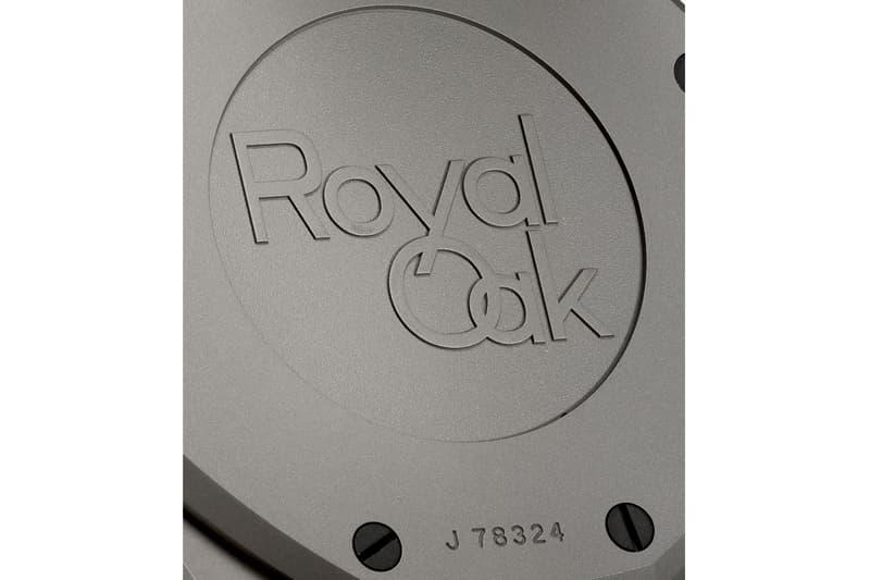 MAD Paris Royal Oak Watch Release timepiece