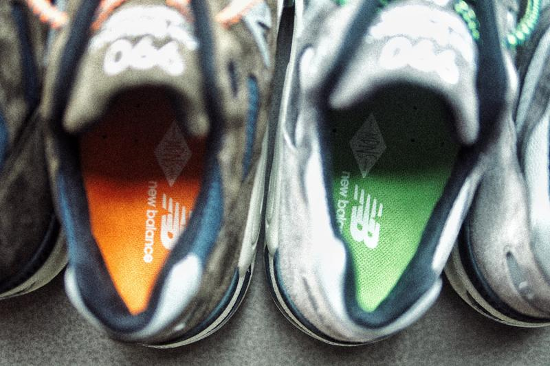 MADNESS Gears up for Collaborative New Balance M990MD2 Release