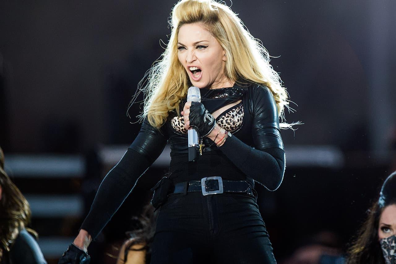 "Madonna Announces 'Madame X' Album & Drops ""Medellín"" Featuring Maluma"