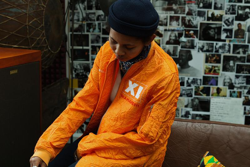 XL Recordings Adds Big & Bold Embroidery to maharishi's Military-Inspired Staples