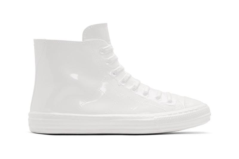 Maison Margiela Stereotype High Top Sneakers White ssense