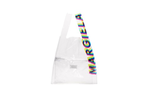 Maison Margiela Adds $500 USD PVC Shopping Bag to Tote Collection