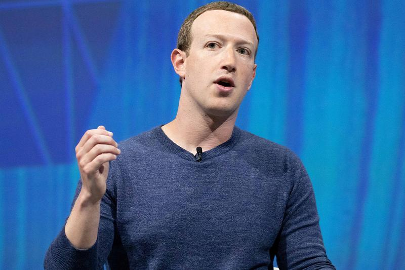 Mark Zuckerberg Launches Podcast tech & Society facebook instagram whatsapp