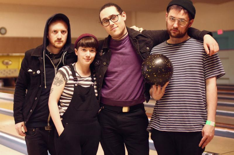 MARTHA Love Keeps Kicking new album tour the void