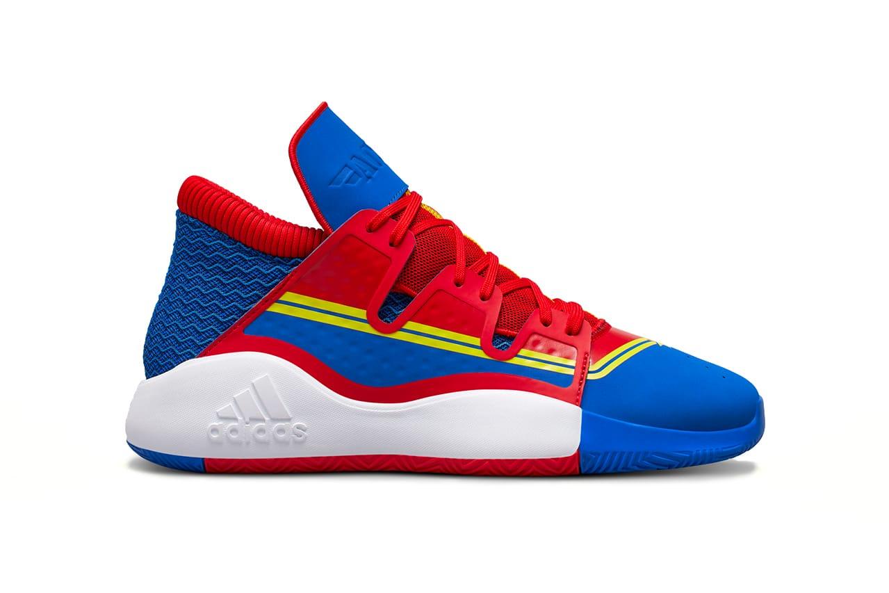 Marvel x adidas Basketball Heroes Among