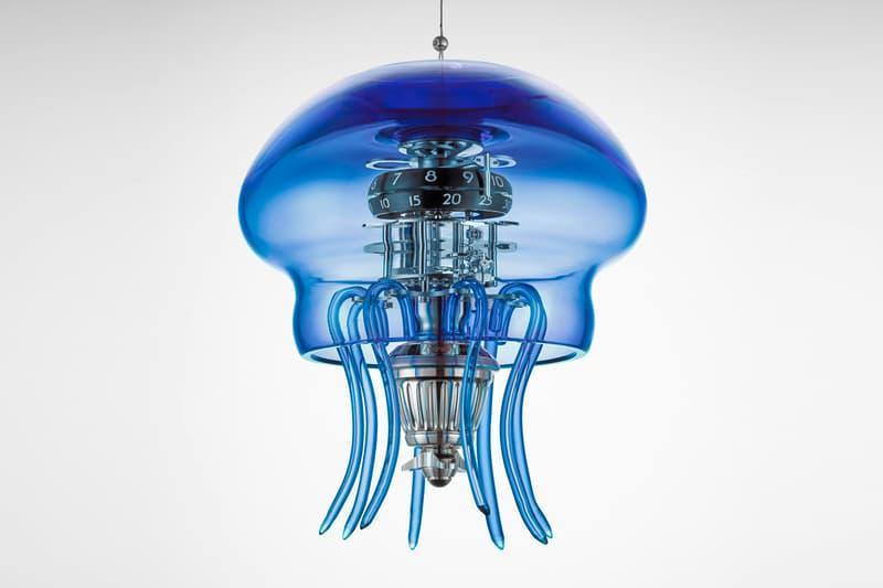 MB&F x L'Epée 1839 Medusa Jellyfish Clock