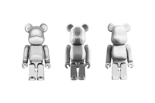 "Medicom Toy Joins Design Studio Nendo for ""shadow"" BE@RBRICKs"